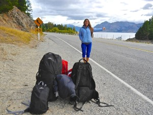 hitchhiking in New Zealand
