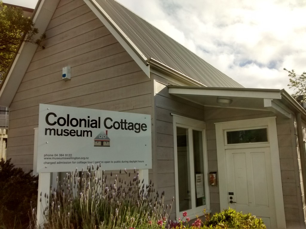 Colonial Cottage Museum Wellington New Zealand