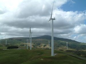 Tararua Wind Farm